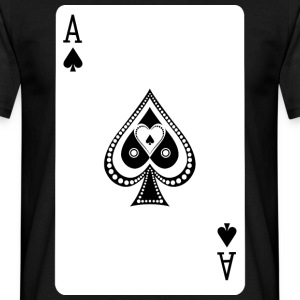 Ace Of Spades - T-skjorte for menn