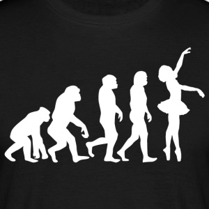 ++BALLETT EVOLUTION++ - Männer T-Shirt