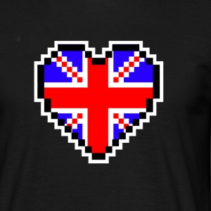 LOVE United Kingdom - Men's T-Shirt