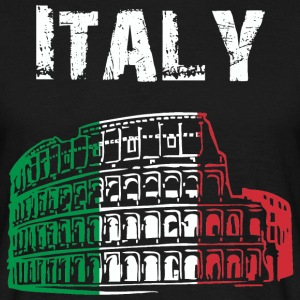 Nation-Design Italy 01 - Herre-T-shirt