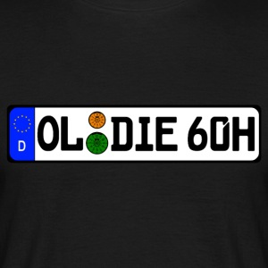 Oldie histoire 60 ans - T-shirt Homme