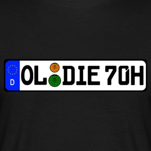 Oldie 70 years history - Men's T-Shirt