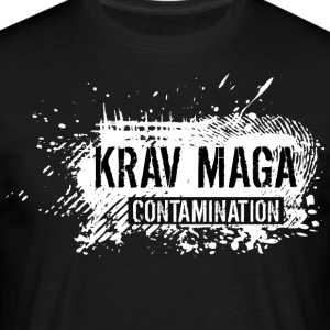 krav maga contamination - Men's T-Shirt