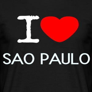 I LOVE SAO PAULO - Men's T-Shirt