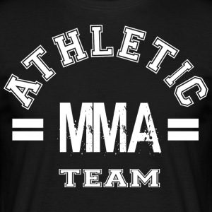 MMA Athletic Team - T-shirt herr