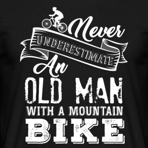 Old Mountain Man - T-shirt Homme