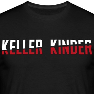Kellerkinder lettrage - T-shirt Homme