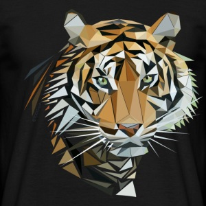 tiger - T-shirt herr