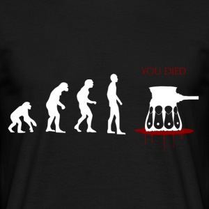 Oops ... Evolved - T-shirt Homme