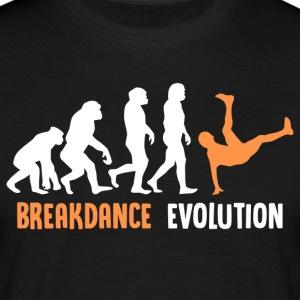 ++Breakdance Evolution++ - Männer T-Shirt