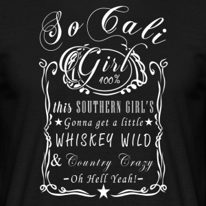 Southern girls are the Außnahme a rule - Men's T-Shirt