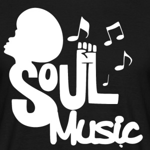 Soul Music - Music Passion - Mannen T-shirt