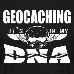 GEOCACHING - T-shirt Homme
