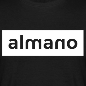 onlyalmanowhite - Men's T-Shirt