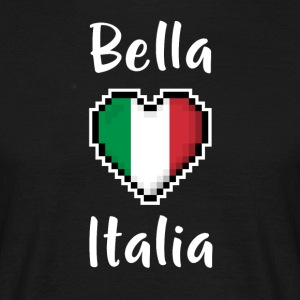 Bella Italia - T-skjorte for menn