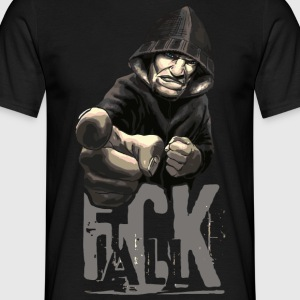 F*CK ALL - Männer T-Shirt