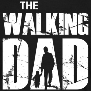 Walking pappa - T-shirt herr