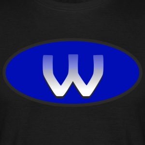 w - T-shirt Homme