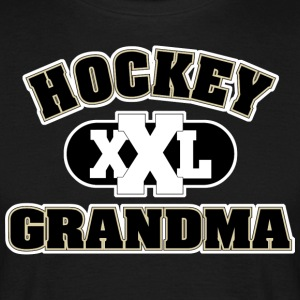 Hockey Grandma Grandmother - Men's T-Shirt