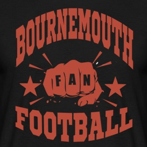 Bournemouth Football Fan - T-skjorte for menn