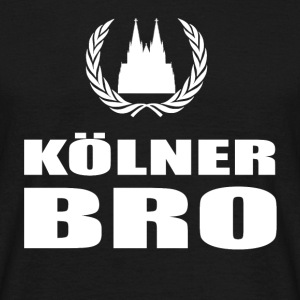 cologne - T-shirt herr