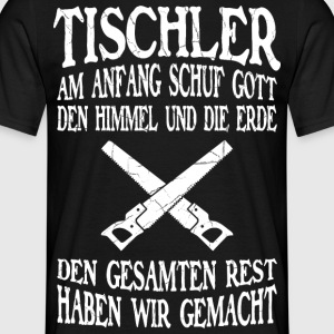 Carpenter skaberen - Herre-T-shirt