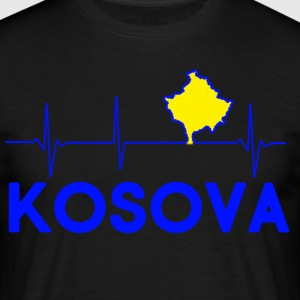 KOSOVA - Men's T-Shirt