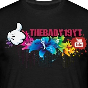 camiseta thebaby19yt - T-shirt Homme