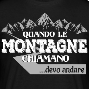 Montagne - Men's T-Shirt
