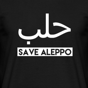 Save Aleppo! - Men's T-Shirt