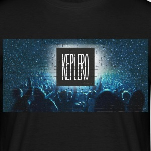 T-shirt KEPLERO rave staff - Men's T-Shirt