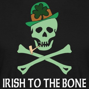 Irish To The Bone - T-skjorte for menn