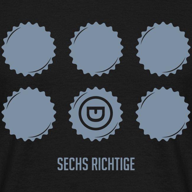 Sechs Richtige