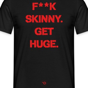 GET_HUGE2-01-01 - Mannen T-shirt