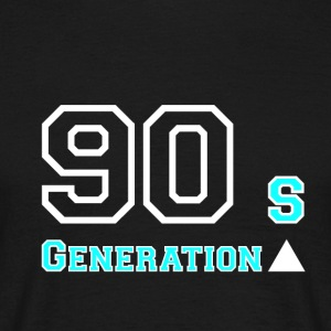 Generation90 - Mannen T-shirt