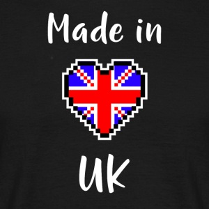Made in UK - Mannen T-shirt
