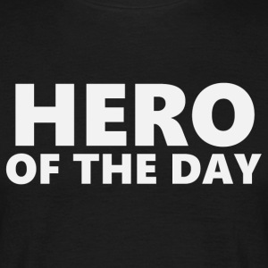 Hero of the day 1 (2202) - Männer T-Shirt