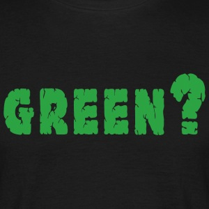 Earth Day Green - Mannen T-shirt