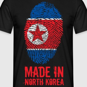 Made In North Korea / North Korea / 조선 민주주의 인민 공화국 - Men's T-Shirt