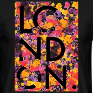 London Art - Mannen T-shirt