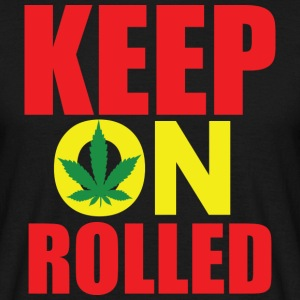 Keep on Rolled - Mannen T-shirt