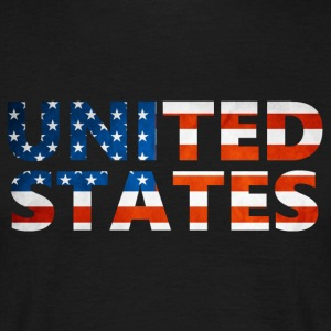 United States 1 (2544) - T-shirt herr