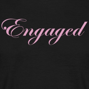 Engaged - Men's T-Shirt