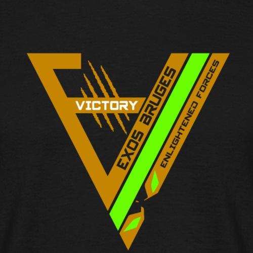 Victory t-shirt Exo5 Bruges - Men's T-Shirt