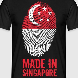 Made In Singapour / Singapour / 新加坡 共和国 - T-shirt Homme