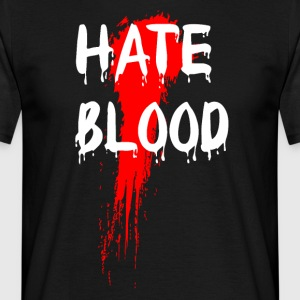 hader Blood - Herre-T-shirt