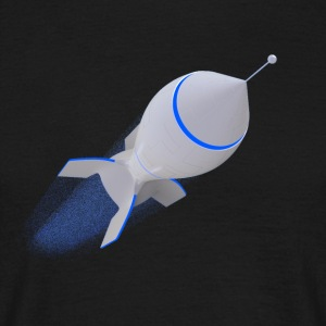 rocket - Men's T-Shirt