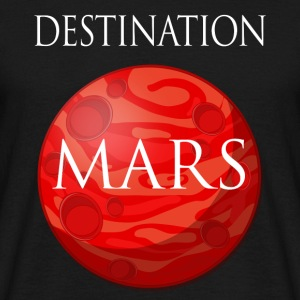 Destination March Space - Men's T-Shirt