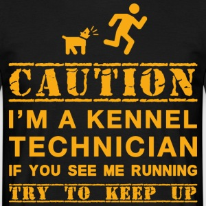 Attention Kennel Technicien - T-shirt Homme