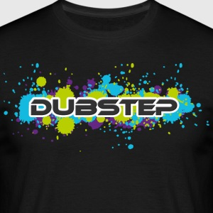 dubstep - T-shirt herr